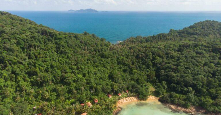 Abenteuer auf der Insel Chang in Thailand.