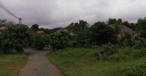 Kleine Anlage mit 3 Häusern in Kep City.