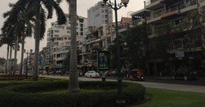 Phnom Penh Riverside, am 19.01.2021.