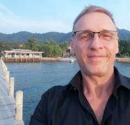 Aufnahme von Don Kong in Kep, Kambodscha.