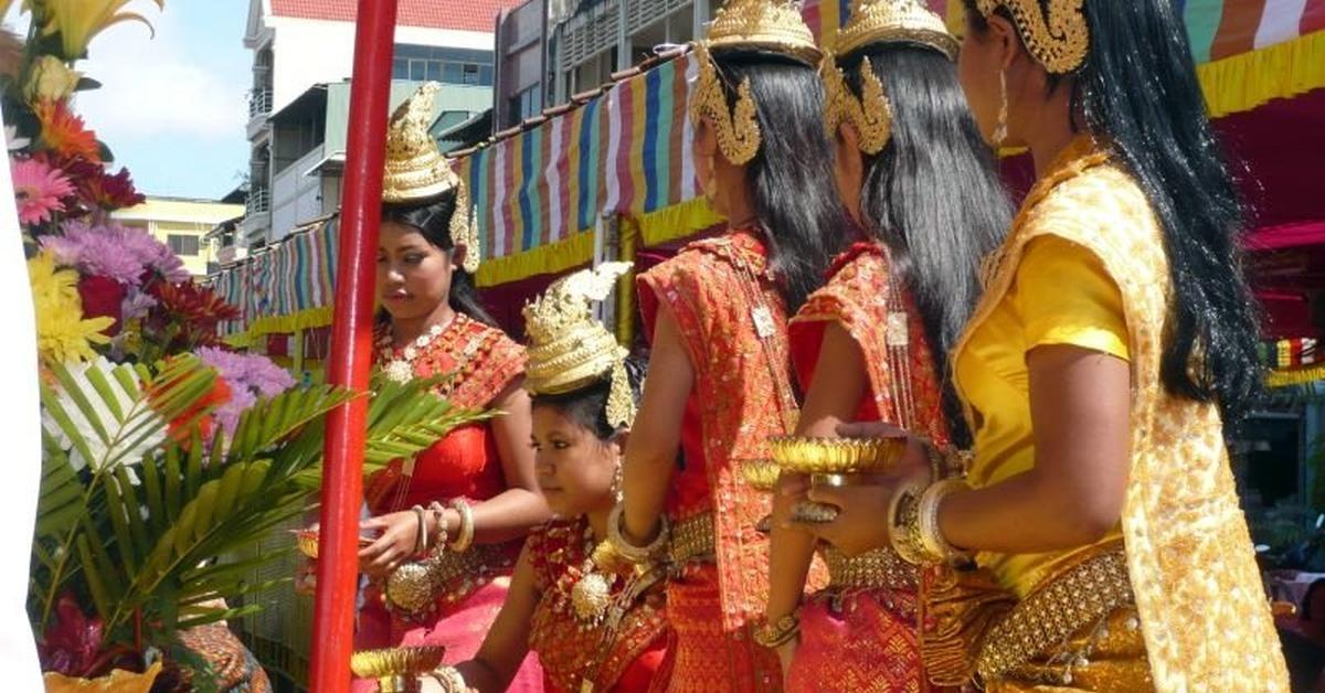 Offizielle Feiertage in Kambodscha