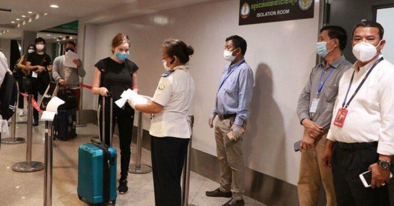 Einreise Flughafen Phnom Penh