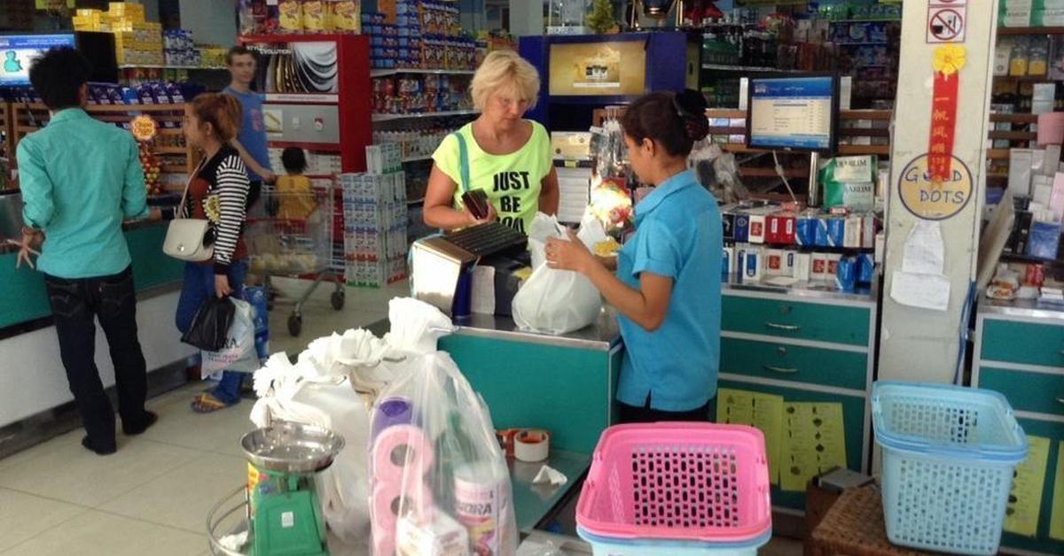 Die Lebenshaltungskosten für Auswanderer in Kambodscha.