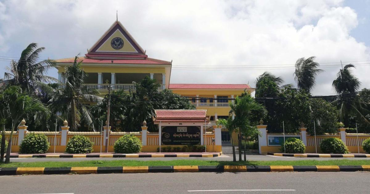 Das Ministerium für Wirtschaft und Soziales für die Provinz Kep.