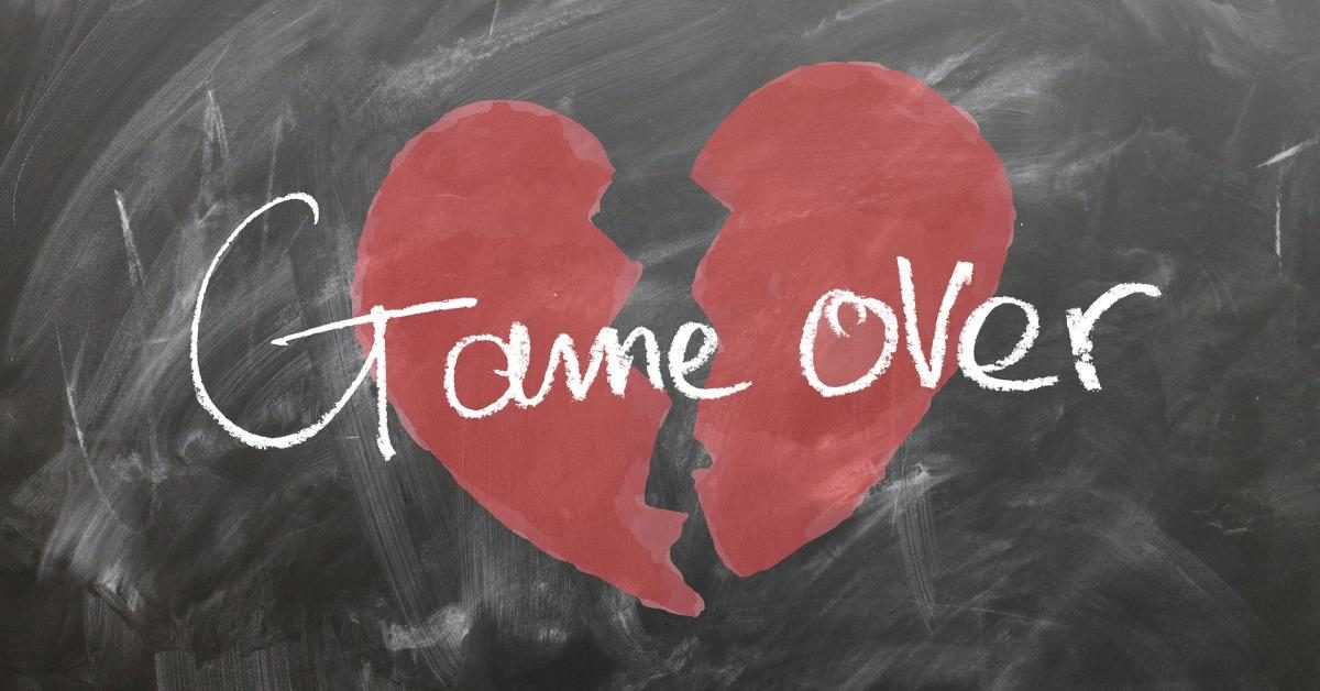 Game over, Trennung von meiner Frau