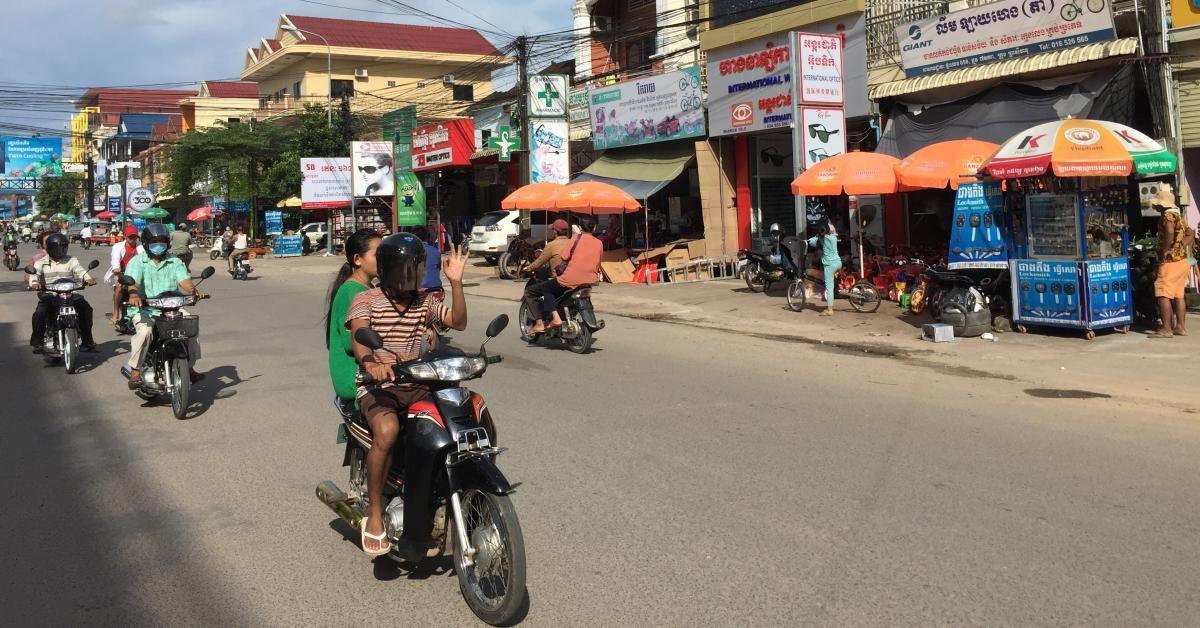 Der kambodschanische Verhaltenskodex